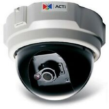 Acm 3401 Acti Ip Dome Camera 13megapixel Res 2 Way Audio F24mmf18 Lens