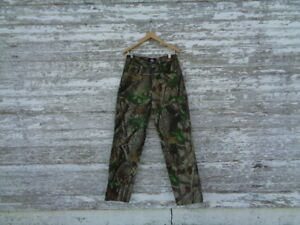 bd0480b06b9b0 Image is loading No-43-Realtree-Camo-Camouflage-100-Cotton-Denim-