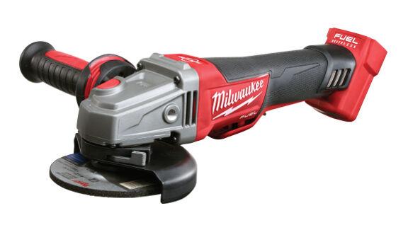 Milwaukee 5 inch grinder hyde paint scraper