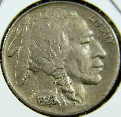 Buffalo Indian Nickel Roll 1913-1938 PDS Mints 40 Coins UNSORTED ESTATE HOARD #2