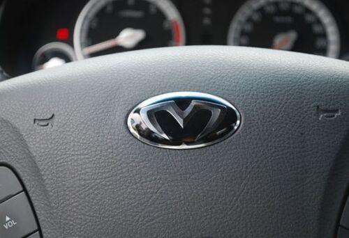 Wheel Steering Emblem Cap For 07 08 Kia Optima Megentis