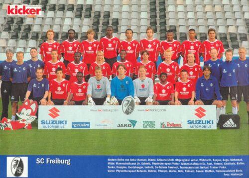 MB SC Freiburg, Saison 2005/06