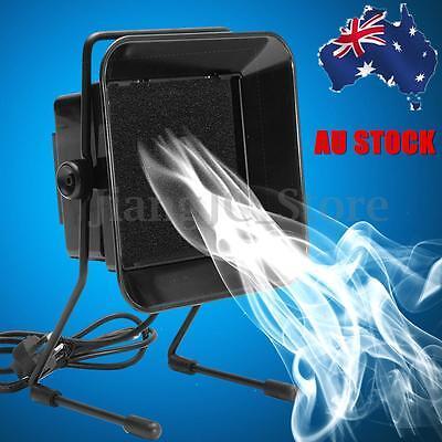 Solder Fume Smoke Absorber Extractor Fan &3pcs Activated Carbon Filter Sponge AU