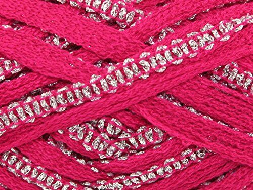 King Cole Krystal Scarf Yarn Wool Knitting Crochet Sport Glitter Boa SALE PRICE!