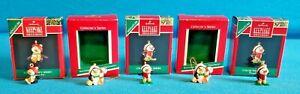 Hallmark-Ornament-Miniature-Penguin-Pals-Series-MIB