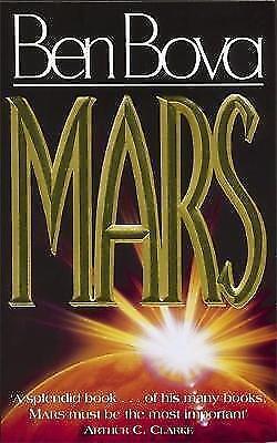 """""""AS NEW"""" Mars, Bova, Ben, Book"""