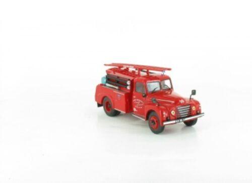 1//43 Ixo Citroen 46 CD Pompiers Feuerwehr 67 SONDERPREIS 19,90 statt 39 €