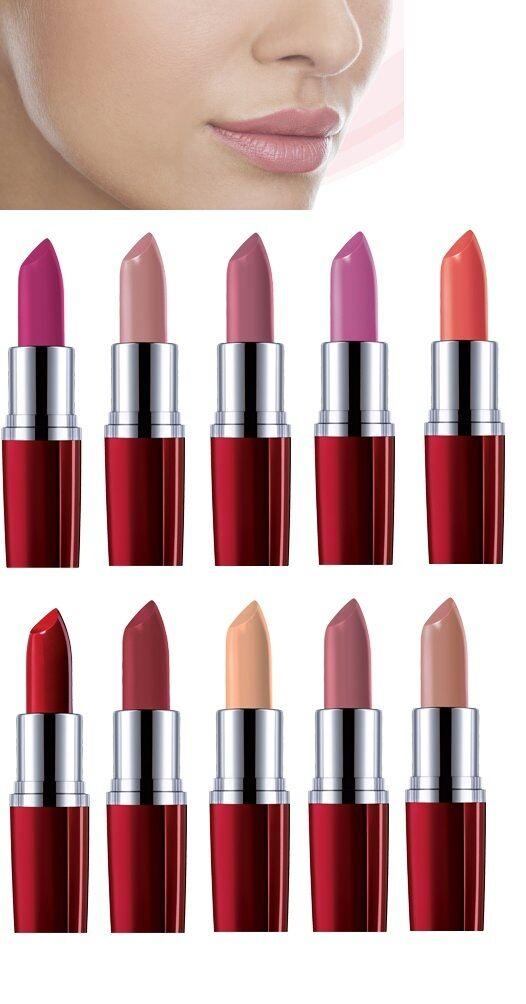 Maybelline Hydra Extreme Lipstick 563 630 Spf 15 Precious Ruby And