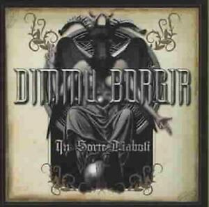 DIMMU-BORGIR-IN-SORTE-DIABOLI-USED-VERY-GOOD-CD