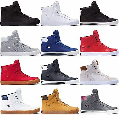 SUPRA Vaider - Mens Hi Top Vulcanized Shoe / Sneaker