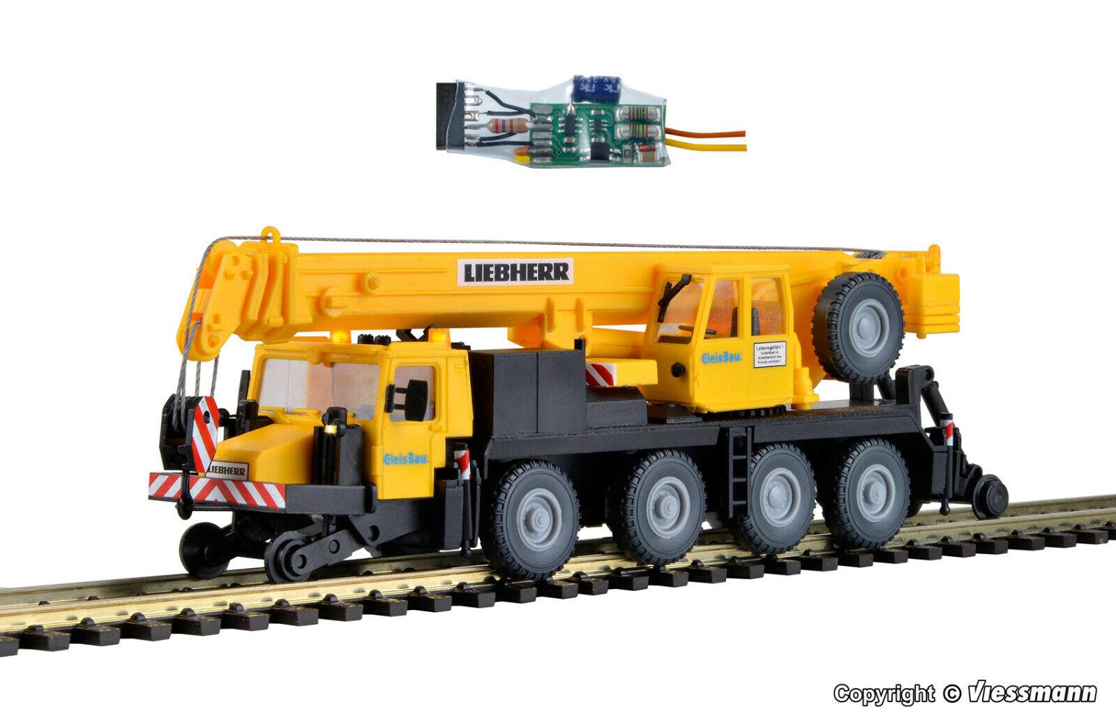 spedizione veloce a te Kibri h0 10558 LTM 1050-4 due vie-gru vie-gru vie-gru gleibau LED-Bel. Nuovo Scatola Originale  prezzi equi