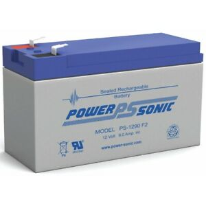 Power-Sonic 12V 9AH Replacement Battery for Ion Pathfinder, Pathfinder 2