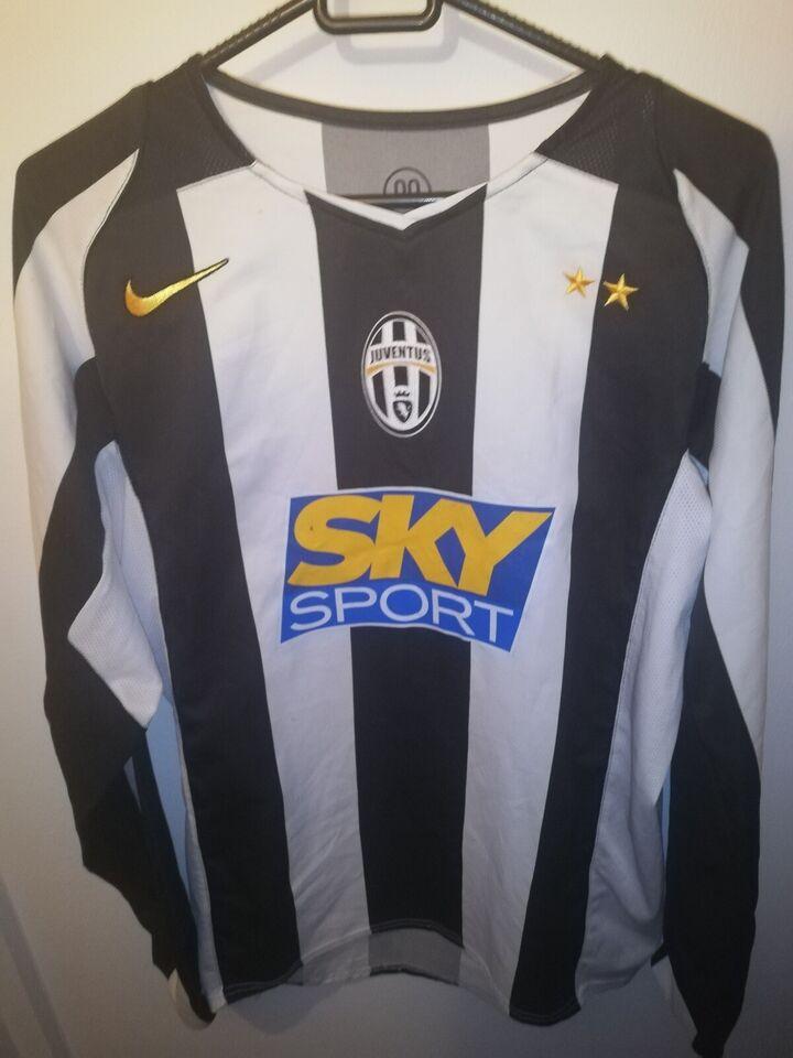 Fodboldtrøje, Zlatan Ibrahimovic Juventus trøje, Nike