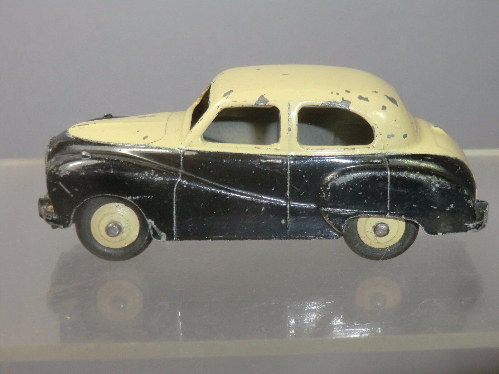 para barato Vintage Dinky Modelo No.161 Austin Somerset Saloon  dos dos dos tonos  blancoo Negro  perfecto