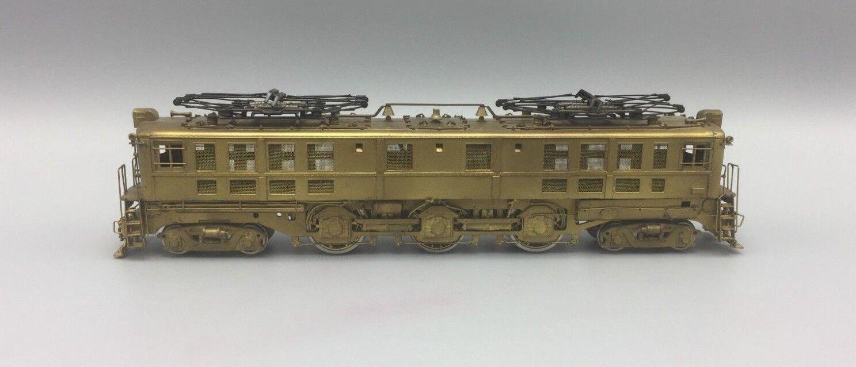 HO Brass ALCO modellllerler av ROK -AM Korea PRR P -5B Electric