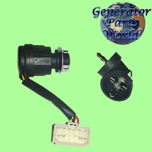 Details about Accurate Eagle Ignition Switch for Power Giant Tools Morpower  Diesel Generator