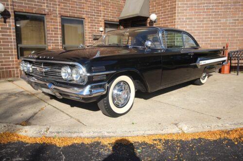 1960 chevrolet impala tuxedo black - Vintage Chevrolet Club