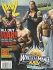 APRIL 2008 WWE WRESTLING MAGAZINE ORTON JEFF HARDY UNDERTAKER CENA MYSTERIO HBK