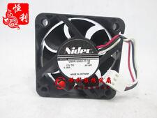 1 PC Nidec U50R12NS1Z7-53 Fan 50*50*15mm DC 12V 0.06A 3 Pin #K1557 LL