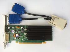 DUAL HP 430956-001 430965-001 NVS 285 P383 128MB PCIE VGA SPLITTER WINDOWS 8