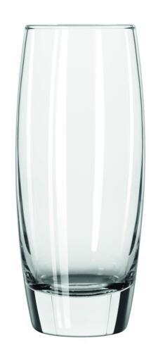 Glas Höhe: 14.7 c transparent Longdrinkglas 12 x Wasserglas 29 cl Ø 6.4 cm
