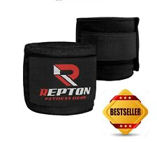 THAI BOXING New Sporteq Pro UFC Mexican Stretch 4m Pair Of Hand Wraps MMA