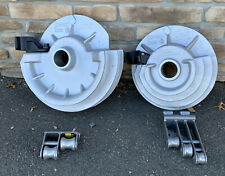 Brand New Current Tools 77 Pipe Bender 12 2 Rigid Shoes Rollers Greenlee 555