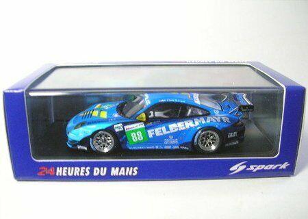 Porsche  997 gt3 rsr  88 lm 2011 1 43 model s3420 spark model  designer en ligne