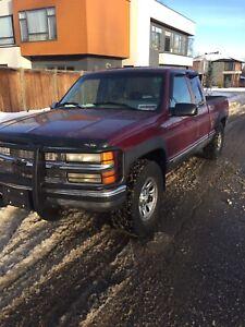 1996 Chevrolet Silverado 1500 Z-71