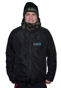 """Bekleidung Herrenmode ZuverläSsig #lmab Angel-outdoorjacke """"made In Europe"""" // Die Jacke Für Angler"""