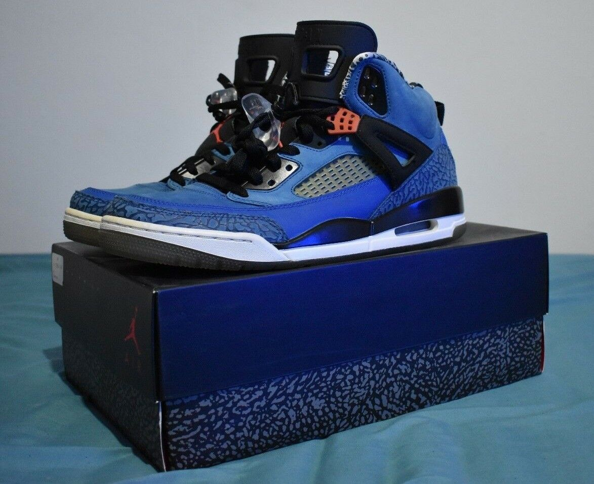 Nike air jordan spizike new york knicks retrò