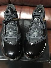 Nike Air Jordan 2009 S23 2K9 11/18/2008 BLACK METALLIC GOLD 345337 071
