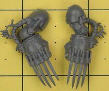 Warhammer 40K Space Marines SW Wolf Guard Terminator Lightning Claws (A)