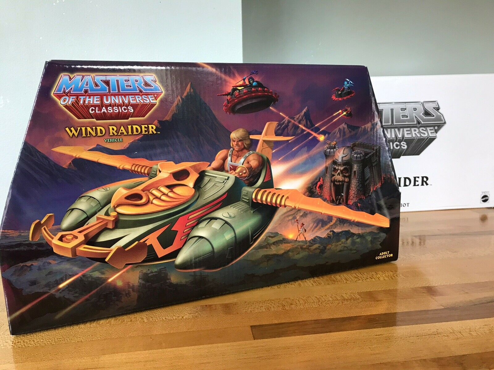 Masters of the Universe Classics WIND RAIDER Exclusive Vehicle 2011 MOTU V4311