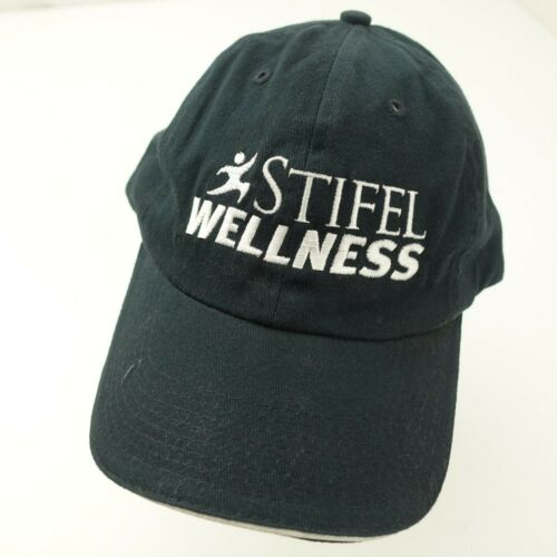 Stifel Wellness Adjustable Adult Baseball Ball Cap