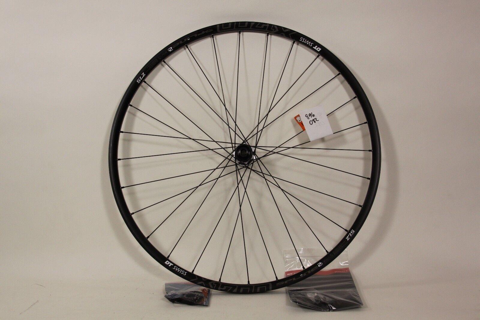 DT Swiss 27.5 Rear Wheel X1700 Spline2 XD Driver  12x148mm Thru Axle 28h CL  082