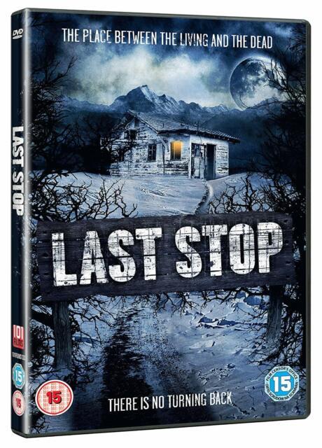 Last Stop (DVD, 2014) AKA Don't Blink HORROR NEW SEALED PAL Region 2 Mena Suvari