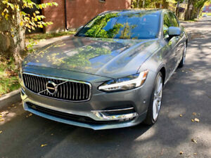 2018 Volvo S90 T6 Inscription - Fully Loaded