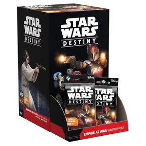 Fantasy Flight Games Star Destiny: Booster Display de Empire At War (36 paquets) 841333103651