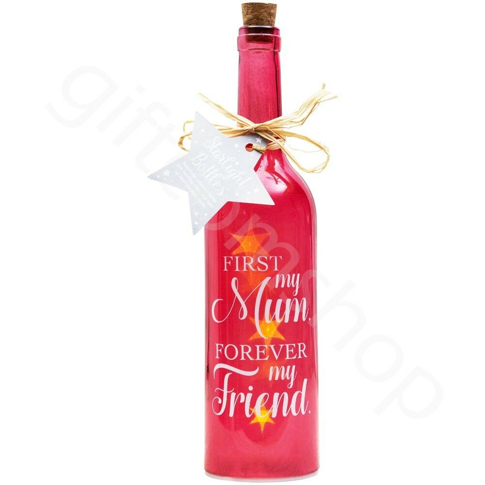 First My Mum, Forever My Friend - Starlight Bottle