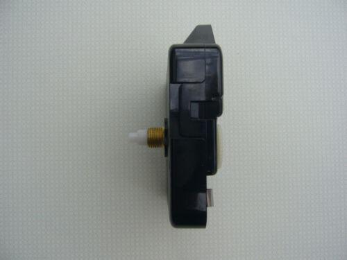 130mm GOLD HANDS QUARTZ CLOCK MECHANISM SHORT SPINDLE