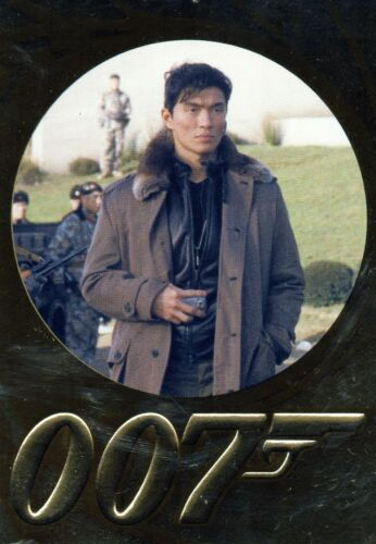 JAMES BOND 007 50th ANNIVERSARY   Individual Trading Cards