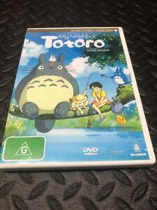 Studio-Ghibli-3-x-DVD-Titles-Spirited-Away-my-neighbour-totoro-Howl-039-s-Moving
