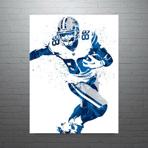 Dez Bryant Dallas Cowboys Poster FREE US SHIPPING