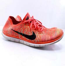 e742b6d9f6f23 item 4 Nike Men s Free 4.0 Flyknit Shoes Crimson Blk Hot Lava Volt 717075-600  Sz 11.5 -Nike Men s Free 4.0 Flyknit Shoes Crimson Blk Hot Lava Volt ...