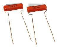 New 15 Pcs. of 715P .047uF 400V Sprague Orange Drop Capacitors Building Supplies