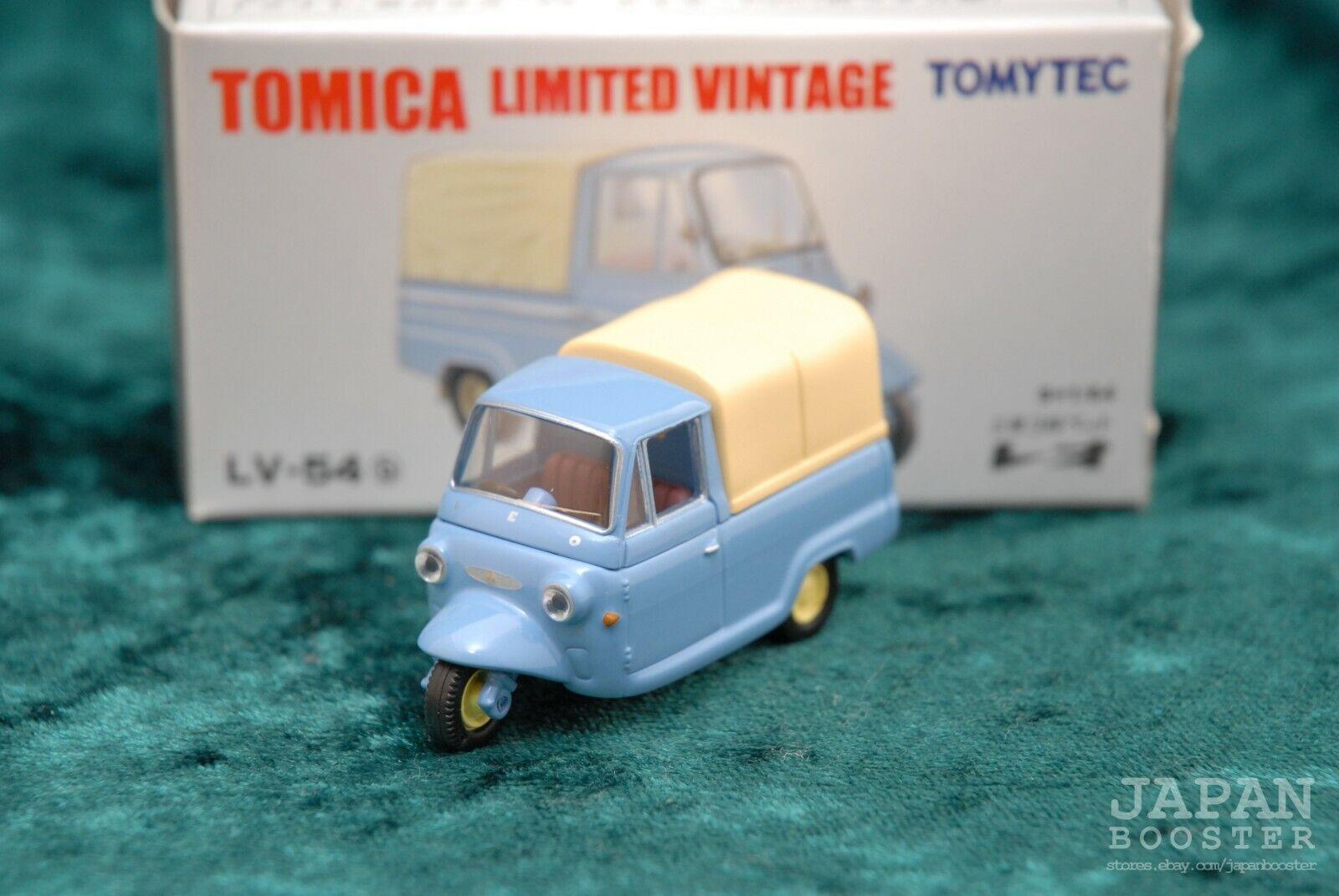 Tomytec Tomy Tomica Vintage Limited Lv 54b Mitsubishi Pet Leo 1 64 For Sale Online Ebay