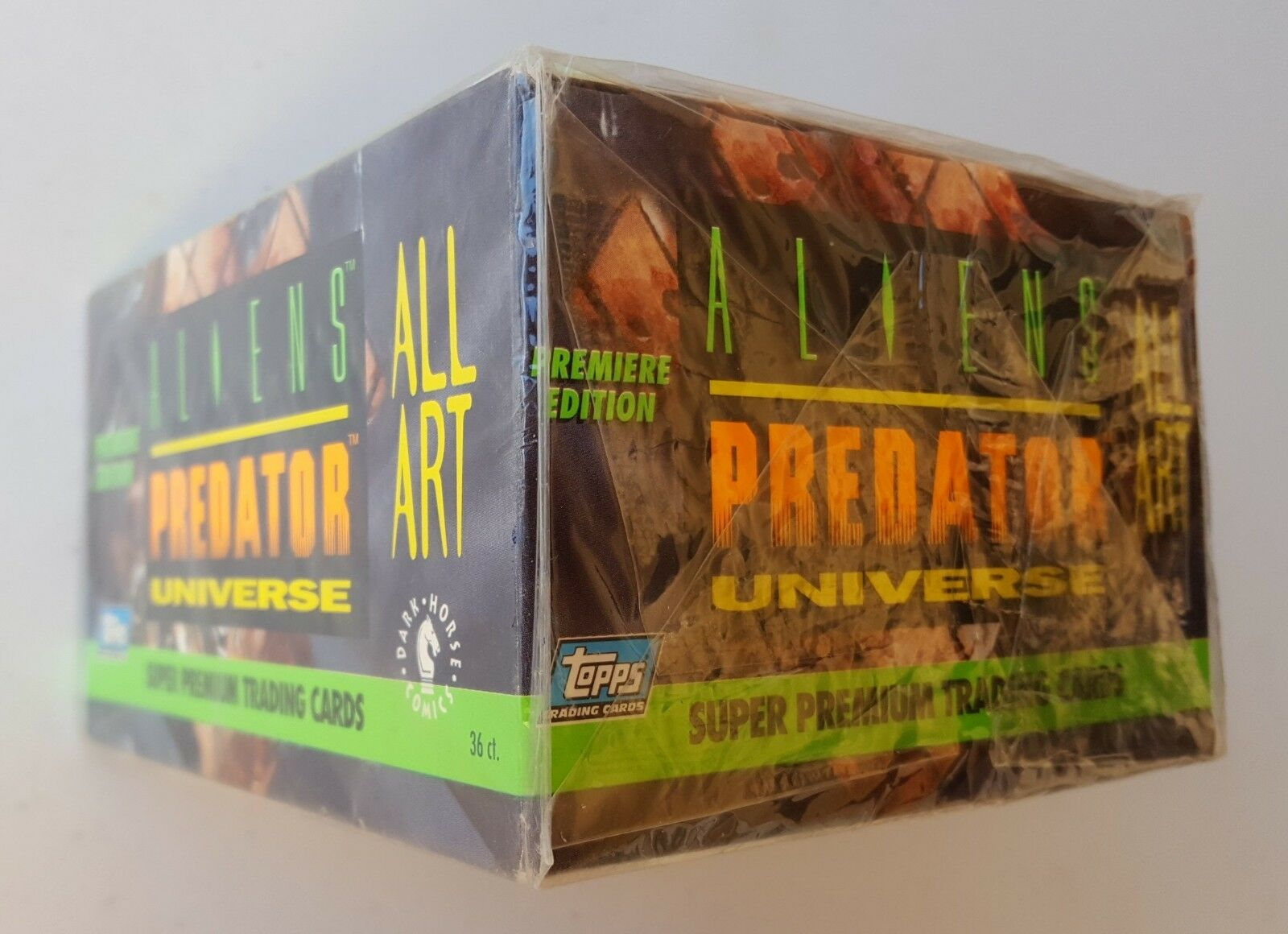 Topps 1994 Aliens Vs PROTator Trading Cards Premiere Edition Edition Edition 1993 Action Figures c6afdb