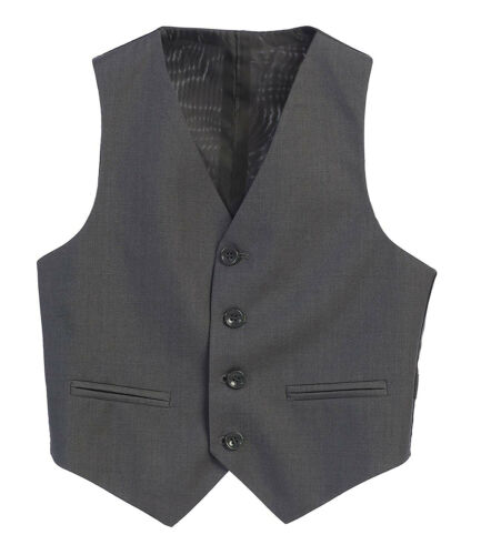 Pants Boltini Italy Kids Boys Formal 5PC Suit Set: Jacket Shirt Vest Tie