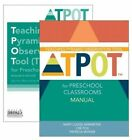 Teaching Pyramid Observation Tool (TPOT') for Preschool Classrooms Set by Patricia Snyder, Lise K. Fox, Mary Louise Hemmeter (Paperback, 2014)